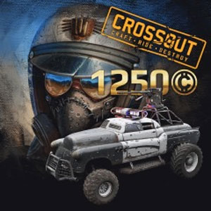 Crossout Law of the Wasteland Pack