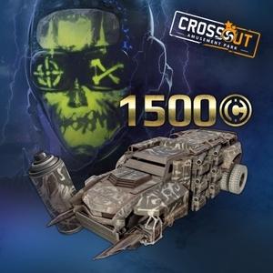Crossout Phantom Pack