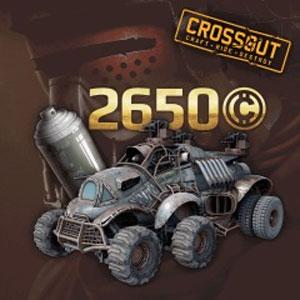 Crossout Spectral Hunter Pack