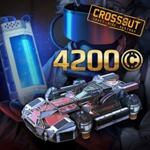 Crossout The inventor Pack