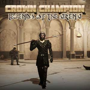 Crown Champion Legends of the Arena