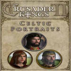 Crusader Kings 2 Celtic Portraits