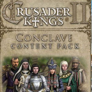 Crusader Kings 2 Conclave Content Pack