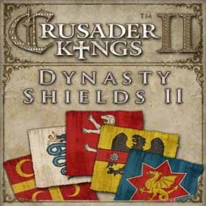 Crusader Kings 2 Dynasty Shield 2