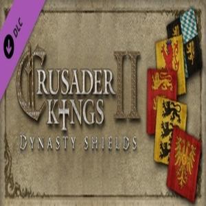 Crusader Kings 2 Dynasty Shields