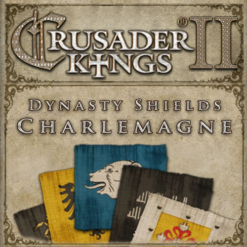 Buy Crusader Kings 2 Dynasty Shields Charlemagne CD Key Compare Prices