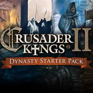 Buy Crusader Kings 2 Dynasty Starter Pack CD Key Compare Prices