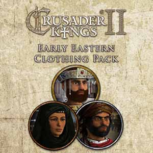 Buy Crusader Kings 2 Early Eastern Clothing Pack CD Key Compare Prices