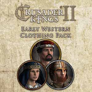 Crusader Kings 2 Early Western Clothing Pack