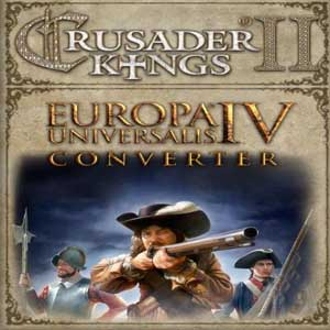 Buy Crusader Kings 2 Europa Universalis 4 Converter CD Key Compare Prices
