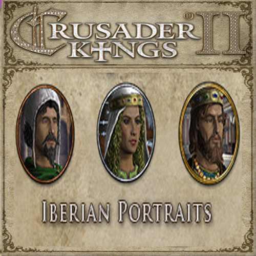 Crusader Kings 2 Iberian Portraits