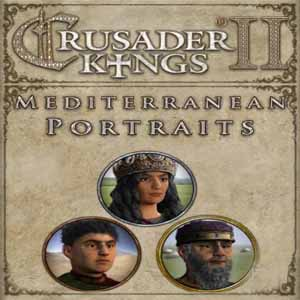 Buy Crusader Kings 2 Mediterranean Portraits CD Key Compare Prices