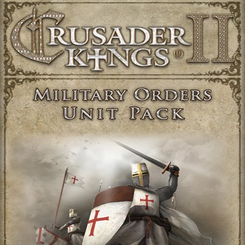 Crusader Kings 2 Military Orders Unit Pack