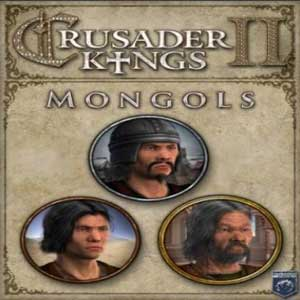 Buy Crusader Kings 2 Mongol Faces CD Key Compare Prices