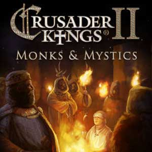 Buy Crusader Kings 2 Monks and Mystics CD Key Compare Prices