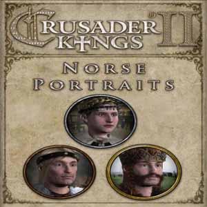 Crusader Kings 2 Norse Portraits