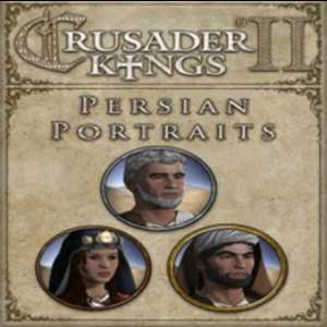 Crusader Kings 2 Persian Portraits