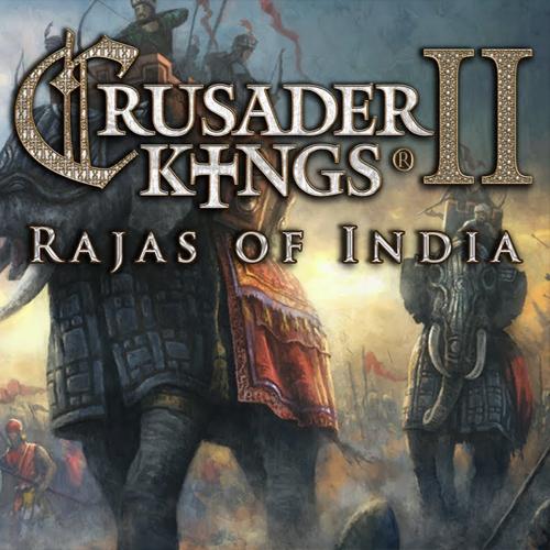 Crusader Kings 2 Rajas of India