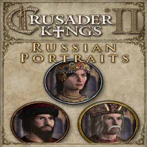 Buy Crusader Kings 2 Russian Portraits CD Key Compare Prices