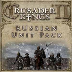 Buy Crusader Kings 2 Russian Unit Pack CD Key Compare Prices
