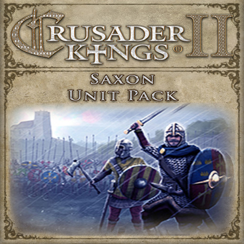 Buy Crusader Kings 2 Saxon Unit Pack CD Key Compare Prices