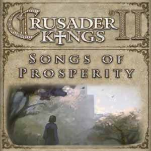 Buy Crusader Kings 2 Songs of Prosperity CD Key Compare Prices