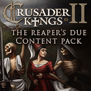 Crusader Kings 2 The Reaper's Due Content Pack