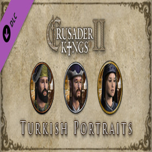 Crusader Kings 2 Turkish Portraits