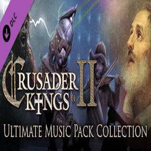 Crusader Kings 2 Ultimate Music Pack Collection