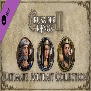 Crusader Kings 2 Ultimate Portrait Pack