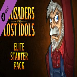 Crusaders of the Lost Idols Elite Starter Pack