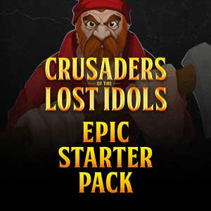 Crusaders of the Lost Idols Epic Starter Pack