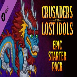 Crusaders of the Lost Idols Jiaolongs Epic Starter Pack