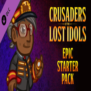 Crusaders of the Lost Idols Langleys Epic Starter Pack