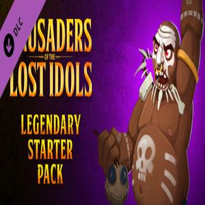 Crusaders of the Lost Idols Legendary Starter Pack