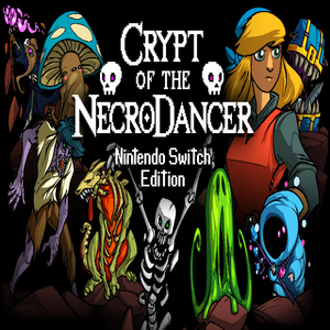 Buy Crypt of the NecroDancer Nintendo Switch Compare Prices
