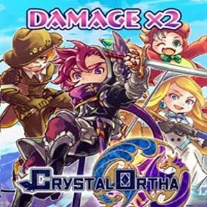 Crystal Ortha Damage x2