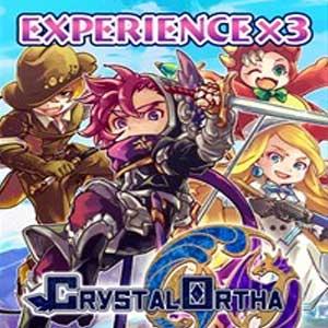 Crystal Ortha Experience x3