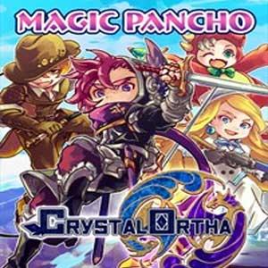 Crystal Ortha Magic Pancho