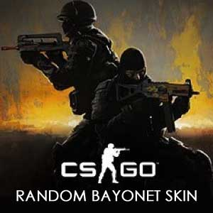 Buy CSGO Random Bayonet Skin CD Key Compare Prices