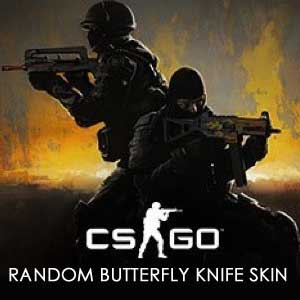 Buy CSGO Random Butterfly Knife Skin CD Key Compare Prices