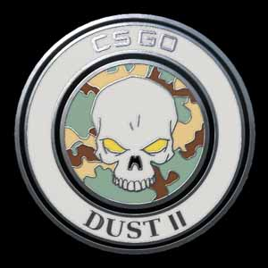 Buy CSGO Series 1 Dust 2 Collectible Pin CD Key Compare Prices