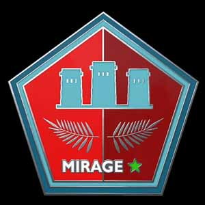 CSGO Series 1 Mirage Collectible Pin