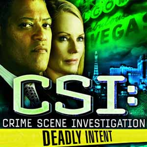 CSI Crime Scene Investigation Deadly Intent