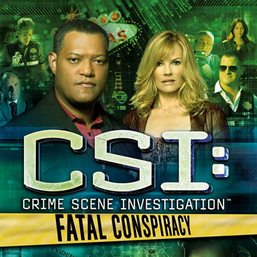Buy CSI Fatal Conspiracy PS3 Game Code Compare Prices
