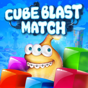 Cube Blast Match