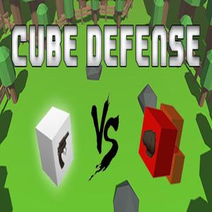Cube Defense