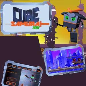 Cube Samurai: RUN!
