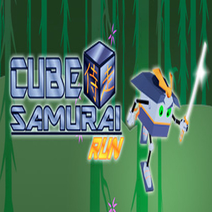 Cube Samurai Run Squared