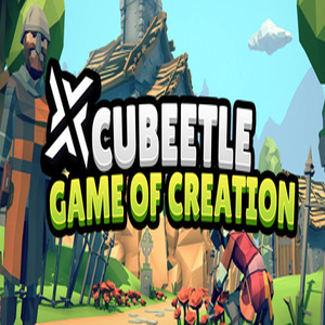 Cubeetle Game of creation